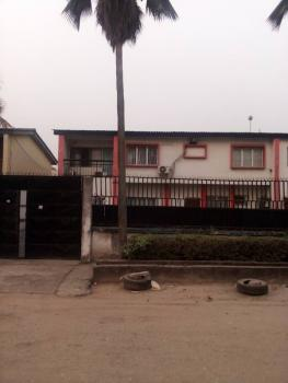 Commercial Building Office Apartment in Surulere, 12 Anifowose Close, Off Adebola Street, Adeniran Ogunsanya, Surulere, Lagos, Office Space for Rent