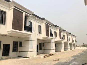 Luxury 4 Bedroom Terrace Duplex with a Bq, Ikota Villa Estate, Lekki, Lagos, Terraced Duplex for Sale