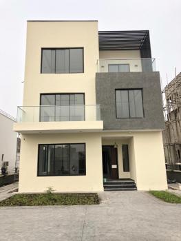 Exquisitely Built 4 Bedroom Detached Duplex, Pinnock Beach Estate, Osapa, Lekki, Lagos, Detached Duplex for Sale