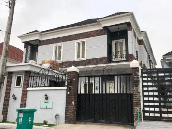 Tastefully Built 4 Bedroom Semi Detached Duplex with a Bq, Chevron, Lekki, Lagos, Semi-detached Duplex for Sale