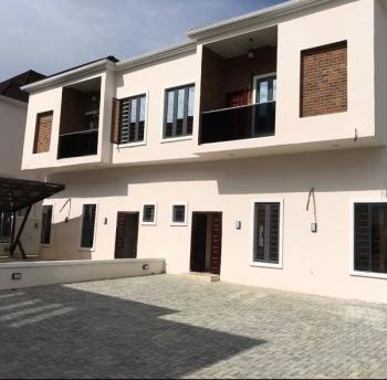 Brand New 4 Bedroom Semi Detached Duplex, Fully Serviced, Ikota Villa Estate, Lekki Phase 2, Lekki, Lagos, Terraced Duplex for Rent