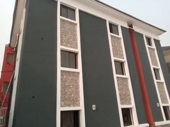 2bedroom Flat, Gated Estate Chevron Drive, Idado, Lekki, Lagos, Flat for Rent