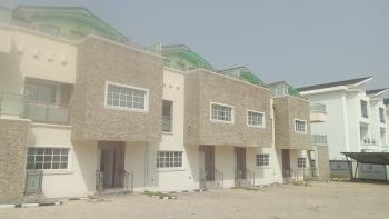 Brand New 4 Bedroom Terraced Duplex with Bq, Katampe Extension, Katampe, Abuja, Terraced Duplex for Rent