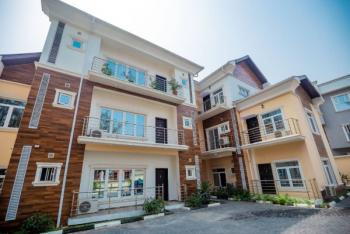 Furnished 3 Bedroom Serviced Luxury Apartments with En-suite Rooms, Off Eko Street, Parkview, Ikoyi, Lagos, Flat for Rent