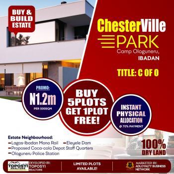 Land of Various Type, Akala Estate,, Akobo, Ibadan, Oyo, Mixed-use Land for Sale