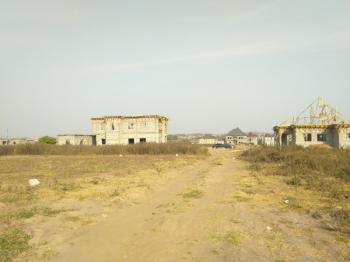 600sqm Duplex Estate Land with Boys Quarter, After Trademore Estate, Voice of Nigeria Junction, Airport Road, Lugbe District, Abuja, Residential Land for Sale