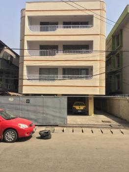 a Block of 4 Units of 3 Bedrooms Apartment, Biaduo Street, Falomo, Ikoyi, Lagos, Block of Flats for Sale