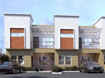 Luxury 2 Bedroom Terrace Duplex (off Plan Project), After Efab Queens Estate, Karsana, Abuja, Terraced Duplex for Sale