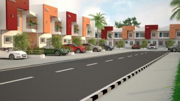 3 Bedroom Terraced Duplex, Eagles Court: The Vintage,by Azman, Kuchiako Roundabout Centenary, Kuje, Abuja, Terraced Duplex for Sale