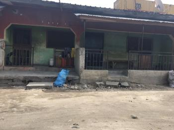 7 Unit of One Bedroom Flats, Opp. Trade Fair Complex, Satellite Town, Ojo, Lagos, Terraced Bungalow for Sale