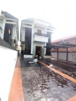 Brand New 5 Bedroom Bedroom Detached House, Canal West Estate, Osapa, Lekki, Lagos, Detached Duplex for Sale