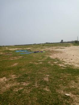 an Expanse of Land Measuring 1.126 Hectares, Fenced Round with Gate Et, Directly Along Lagos-ibadan Expressway, Opposite Jextoban Secondary Sc, Asese, Ibafo, Ogun, Commercial Land for Sale