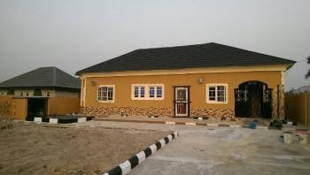 New 3 Bedroom Bungalow, Behind Mayfair Garden Estate Awoyaya Ajah Lekki, Ajah, Lagos, Detached Bungalow for Sale