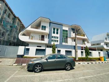 4 Bedroom Semi-detached Duplex with a Maids Room, Ikate Elegushi, Lekki, Lagos, Semi-detached Duplex for Sale