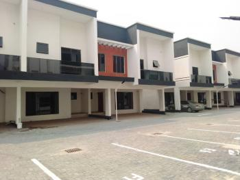 Newly Built and Well Finished 4 Bedroom Terraced Duplex with Bq, Ologolo, Lekki, Lagos, Terraced Duplex for Rent