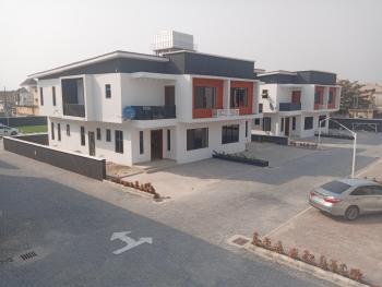 Newly Built 4 Bedroom Serviced Semidetached Duplex with Bq, Ologolo, Lekki, Lagos, Semi-detached Duplex for Rent