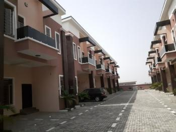 Lovely 4 Bedroom Terraced  Duplex, Chevron Lekki Lagos, Lekki, Lagos, Terraced Duplex for Rent