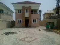 4 Bedroom Detached Duplex(all En-suite) With Ample Parking Space, Family Lounge, Ante Room And 2 Room Boys Quarters Sitting On 600 Square Metre, Lekki Phase 1, Lekki, Lagos, 4 Bedroom, 5 Toilets, 4 Baths House For Sale