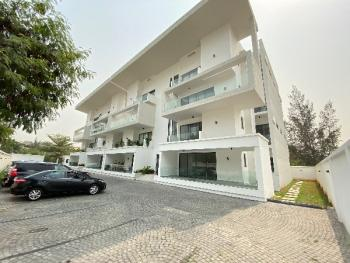 Brand New 4 Bedrooms Serviced Terrace House, Banana Island, Ikoyi, Lagos, Terraced Duplex for Sale