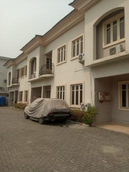 Tastefully Finished 4 Bedroom Terraced Duplex with Bq, Eletu Estate Oposite Victory Park Off Shoprite Road,, Osapa, Lekki, Lagos, Terraced Duplex for Rent