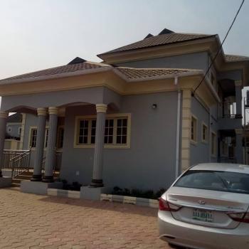 Luxury 4 Bedroom Duplex with a Room Self-contained Bq, Engr Adeleke Street, Akobo, Ibadan, Oyo, Detached Duplex for Rent