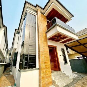 Massive 5 Bedroom Fully Detached Duplex, Osapa, Idado, Lekki, Lagos, Detached Duplex for Sale