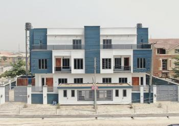 Luxuriously Finished 5 Bedroom Semi- Detached Duplex with Bq, Off Providence Road, Lekki Phase 1, Lekki, Lagos, House for Sale