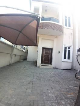 4 Bedroom Semi Detached Duplex, Canal West Estate, Osapa, Lekki, Lagos, Semi-detached Duplex for Rent