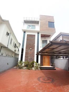 Brand New 5 Bedroom Detached House, Canal West Estate, Osapa, Lekki, Lagos, Detached Duplex for Sale