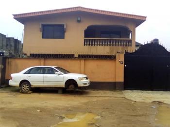 Standard 5 Bedroom Duplex with Miniflat on Full Plot.c of O, Beside Dideolu Estate Ogba, Ogba, Ikeja, Lagos, Detached Duplex for Sale