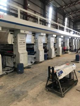 Plastic Factory Industrial Scheme, Odogunyan, Ikorodu, Lagos, Factory for Sale