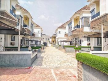 Nice 4 Bedroom Semi-detached Duplex & a Room Bq, Lekki, Lagos, Semi-detached Duplex for Sale