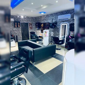 World Class Unisex Salon with Equipment, Osapa, Lekki, Lagos, Shop for Sale