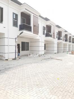 Exquisite 4 Bedroom Ensuite Terrace, Behind Mega Chicken Before Vgc, Lekki Phase 2, Lekki, Lagos, Terraced Duplex for Sale