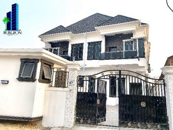 Luxury 4 Bedrooms with 1room Bq Detached House, Oral Estate,chevron,lekki, Lafiaji, Lekki, Lagos, Semi-detached Duplex for Sale