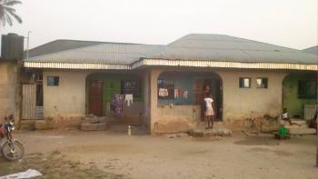 Affordable Semi Detached Bungalow of 3 Self Contained, Agbarho Town, Ughelli North, Delta, House for Sale