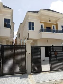 4 Bedroom Semi Detached Duplex, Along Chevron Alternative Route, Lekki, Lagos, Semi-detached Duplex for Sale