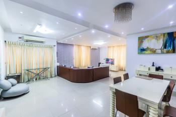 Beautiful Three Bedroom Luxury Flat, Gerrard Road, Old Ikoyi, Ikoyi, Lagos, Flat Short Let