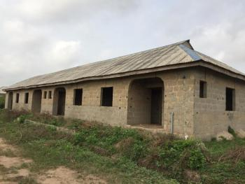 4 Units of Self Contain Apartments (yet to Be Completed), Onibukun Estate, Ado-odo/ota, Ogun, Terraced Bungalow for Sale