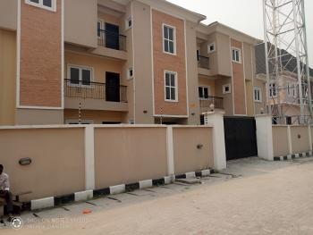 Well Build and Spacious 4 Units of 3 Bedroom and 2 Units of 2 Bedroom, Gated Estate Around Agungi, Agungi, Lekki, Lagos, Block of Flats for Sale