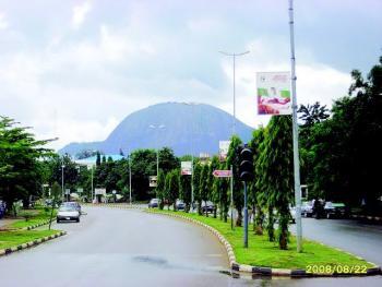 4000 Sqm Land (commercial), on Tarred Road,gudu District Library, Oceanic Center Plaza Gudu, Gudu, Abuja, Commercial Land for Sale