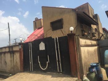 a 2 Wings 5b/r and 4b/r Duplex  with 2b/r Flats, in a Gated Close, Off Awolowo Way Ikeja Lagos, Allen, Ikeja, Lagos, Detached Duplex for Sale