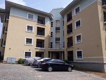 Fully Serviced 3 Bedroom  Flat with Bq, Off Ademola Adetokunbo Crescent, Wuse 2, Abuja, Flat for Rent