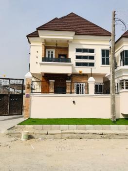 Fresh & Classical 4 Bedroom Luxury Semi-detached Duplex with a Bq, Ikota Villa Estate, Ikota, Lekki, Lagos, Detached Duplex for Sale