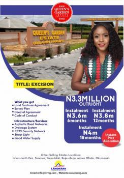 Land (beach Front), Queens Garden Estate, Ibeju Lekki, Lagos, Mixed-use Land for Sale