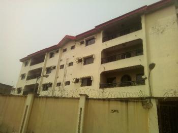Block of 12 Units of 3 Bedroom Flats, Ajao Estate Off Airport Road, Ikeja, Lagos, Block of Flats for Sale