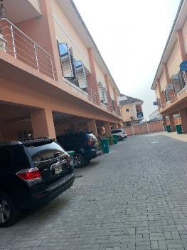 Beautifully Finished 4 Bedroom Terraced Duplex, Orchid Road, Lekki Expressway, Lekki, Lagos, Terraced Duplex for Rent