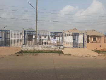 Newly Completed 4 Bedroon Bungalow on Large Land, Babs Animasaun Street., Bode Thomas, Surulere, Lagos, Office Space for Rent