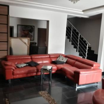 Furnished  4bedroom Semi Detached Duplex with a Room Bq + Standby Gen, Dideolu Estate Oniru Victoria Island, Oniru, Victoria Island (vi), Lagos, Semi-detached Duplex for Rent