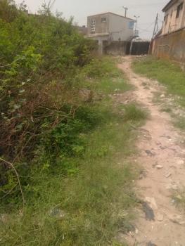 Plots of Land, Facing Ado Badore Road Close to Ado Roundabout, Ado, Ajah, Lagos, Mixed-use Land for Sale